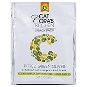 Gaea Cat Cora's Kitchen Pitted Green Olives
