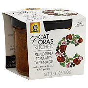 Gaea Cat Cora's Kitchen Sundried Tomato Tapenade with Green Olives and Garlic