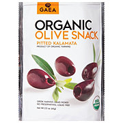 Gaea Organic Pitted Kalamata Olives