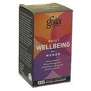 Gaia Herbs Daily WellBeing For Women Caps