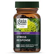 Gaia Herbs DailyWellness Stress Response Liquid Phyto-Caps