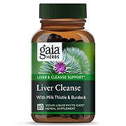 Gaia Herbs Liver Cleanse