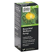 Gaia Herbs RapidRelief Bronchial Wellness Herbal Syrup