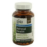 Gaia Herbs SystemSupport Adrenal Health Vegetarian Liquid Phyto-Caps Value Size