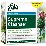 Gaia Herbs SystemSupport Supreme Cleanse Kit
