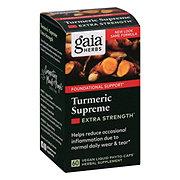 Gaia Herbs Turmeric Supreme Extra StrengthLiquid Phyto-Caps