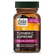 Gaia Herbs Turmeric Supreme Immune A.S.A.P.