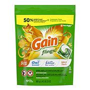 Gain Flings! Island Fresh Scent HE Laundry Detergent Pacs