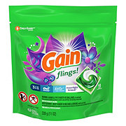 Gain Flings! Moonlight Breeze HE Laundry Detergent Pacs