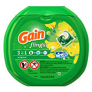 Gain Flings! Original Scent HE Laundry Detergent Pacs