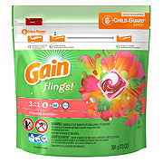 Gain Flings! Tropical Sunrise HE Laundry Detergent Pacs