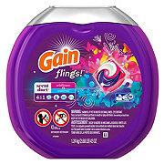 Gain Flings! Wildflower & Waterfall HE Laundry Detergent Pacs