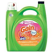 Gain Hawaiian Aloha Liquid Laundry Detergent 170 oz