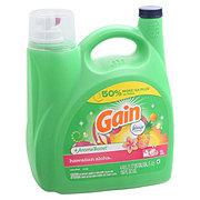 Gain Hawaiian Aloha With Febreze Freshness HE Liquid Laundry Detergent, 72 Loads