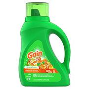 Gain HE Island Fresh Liquid Laundry Detergent 50 oz