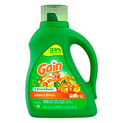 Gain HE Island Fresh Liquid Laundry Detergent 64 Loads