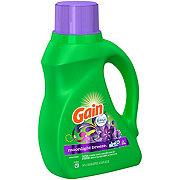 Gain HE Moonlight Breeze with Febreze Liquid Detergent 50 oz