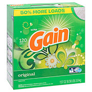 Gain HE Original Powder Laundry Detergent 137 oz