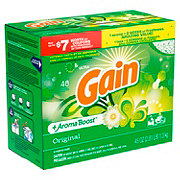 Gain HE Original Powder Laundry Detergent 45 oz
