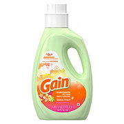 Gain Island Fresh Scent Liquid Fabric Softener, 21 Loads