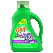 Gain Lavender HE Laundry Detergent, 64 Loads