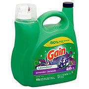 Gain Lavender HE Liquid Laundry Detergent, 96 Loads