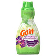 Gain Moonlight Breeze Scent Liquid Fabric Softener 52 Loads