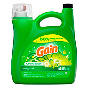 Gain Original HE Liquid Laundry Detergent, 96 Loads