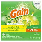 Gain Original HE Powder Laundry Detergent, 40 Loads