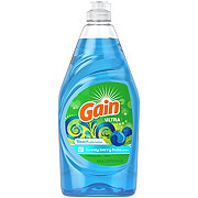 Gain Ultra Honeyberry Hula Scent Bleach Alternative Dishwashing Liquid