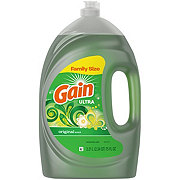 Gain Ultra Original Scent Dishwashing Liquid