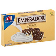 Gamesa Emperador Combinado Chocolate and Vanilla Sandwich Creme Cookies