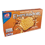Gamesa Emperador Pecan Sandwich Cookies