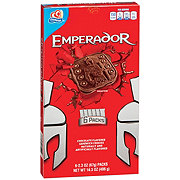 Gamesa Emperador Sandwich Creme Chocolate Cookies