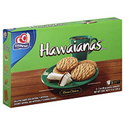 Gamesa Hawaianas Coconut Cookies