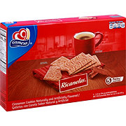 Gamesa Ricanelas Cinnamon Cookies