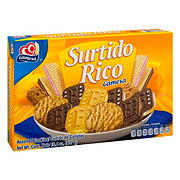 Gamesa Surtido Rico Assorted Cookies