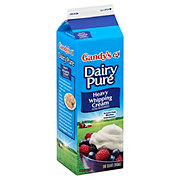 Gandy's Dairy Pure Heavy Whipping Cream