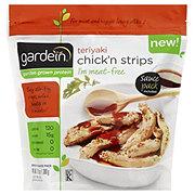 Gardein Teriyaki Chick'n Strips Meat-Free