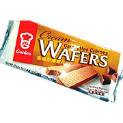 Garden Chocolate Cream Wafers