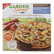Garden Harvest by Uno Sweet Potato Crust Roasted Garden Pizza