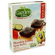 Garden Lites Chocolate Krabby Square Muffins