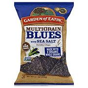 Garden of Eatin Multigrain Blues With Sea Salt Tortilla Chips