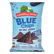 Garden of Eatin No Salt Added Blue Corn Tortilla Chips