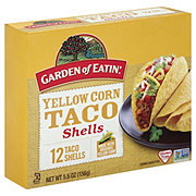 Garden of Eatin Yellow Corn Taco Shells