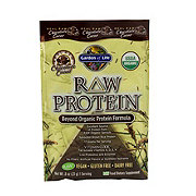 Garden of Life Chocolate Cacoa Raw Protein Packet