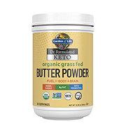 Garden of Life Dr. Formulated Keto Organic Grass Fed Butter Powder