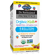 Garden of Life Dr. Formulated Kids Probiotic Strawberry Banana