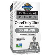 Garden of Life DR Formulated Probiotic Once Daily Ultra