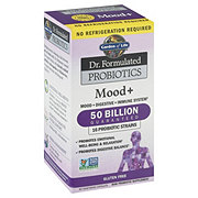Garden of Life Dr. Forumulated Probiotics Mood+ Vegetarian Capsules